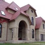 Преимущества домов из кирпича