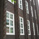 Применение клинкерного кирпича для фасада и ландшафтного дизайна.