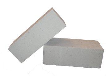 Рядовой полнотелый силикатный кирпич