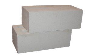 Кирпич силикатный полнотелый лицевой в упаковке